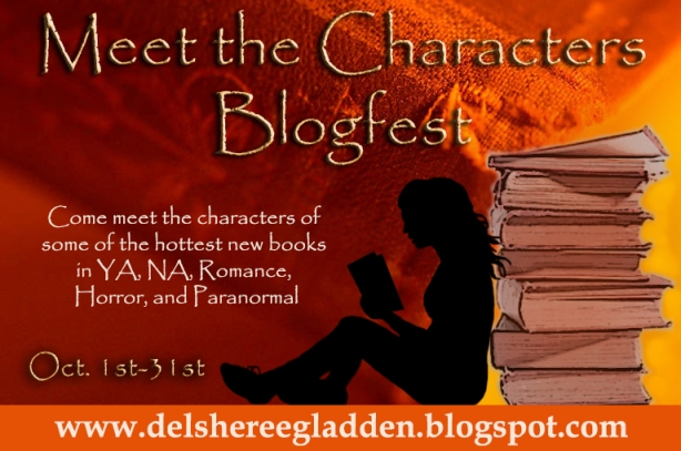 Character Blogfest DG