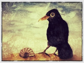 The Raven and the Sea Shell