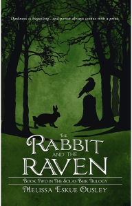 Rabbit and Raven Cover