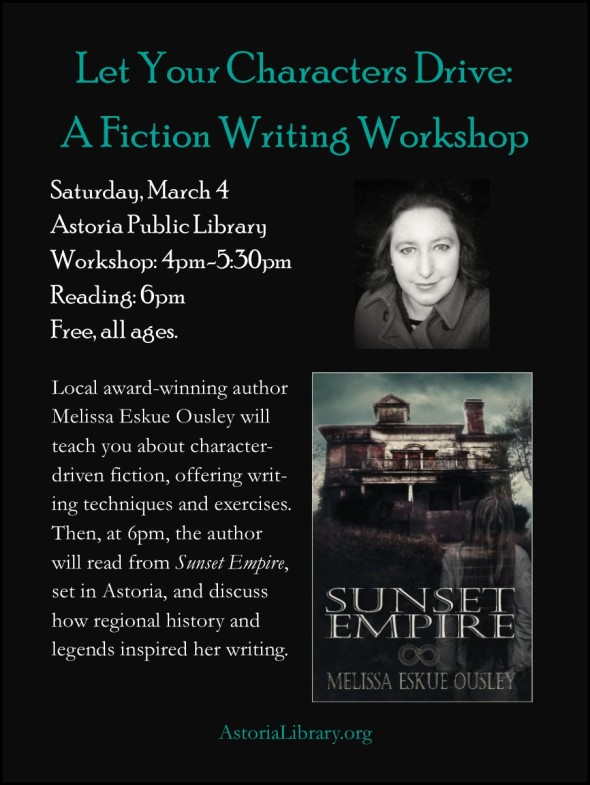 astoria-library-workshop-poster