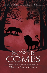 Sower Comes Cover